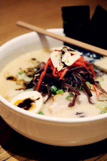 Dracula Tonkotsu at Shoryu Ramen, 9 Lower Regent Street, London SW1Y 4LR