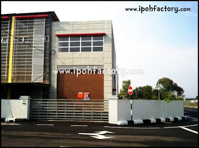 IPOH FACTORY FOR RENT (I00134)