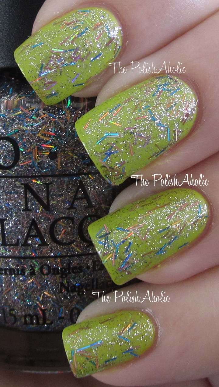 The PolishAholic: OPI Nicki Minaj Collection Swatches!