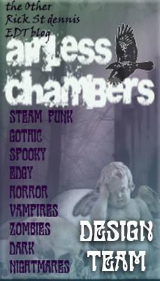 Rick St Dennis: Airless Chambers