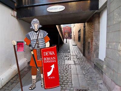 Dewan Roman Experience en Chester