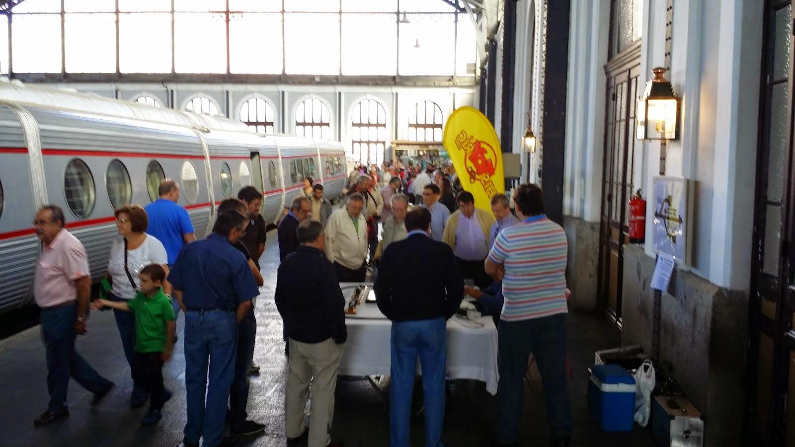 Mercadillo Estación de Delicias