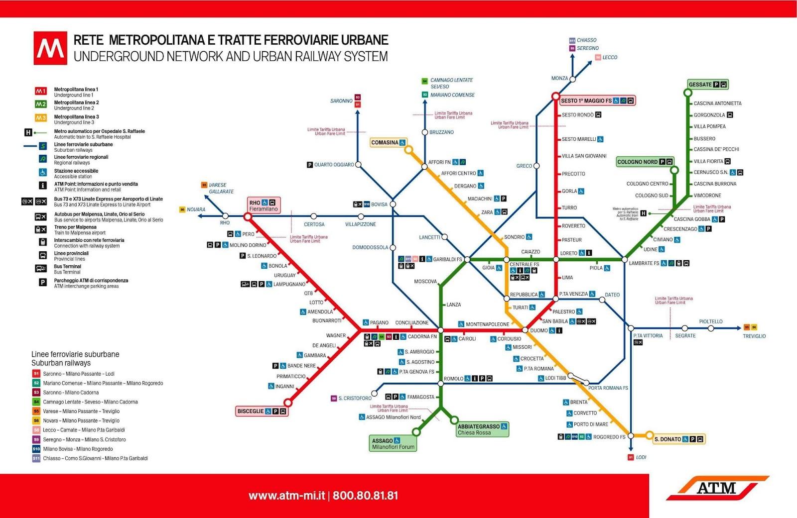 Metro nel mondo metro milano mappa e orari della for Mappa della costruzione di casa