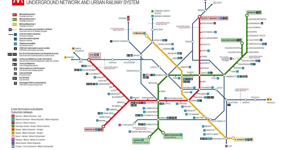 Mappa Metro Napoli 2013
