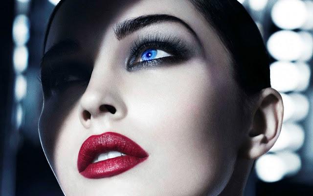 Imagenes de Mujeres Famosas El Hermoso Rostro de Megan Fox