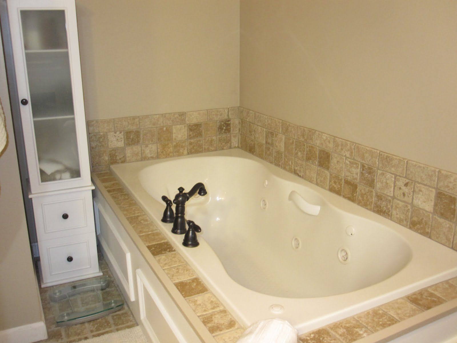 his and home clients pics style phone bath after master before tub hers pure
