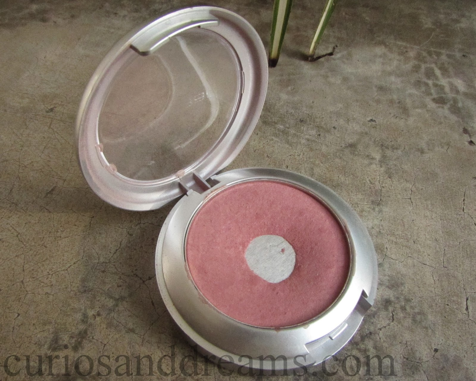 Colorbar Cosmic Rose review, Colorbar Cosmic Rose swatch