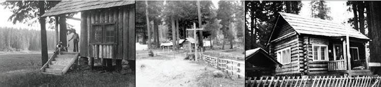 Fish Lake Historic Site Collage