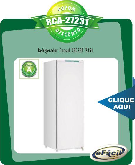 Refrigerador Consul CRC28F 239L