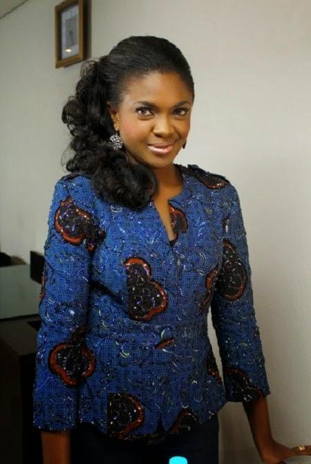 Nigerian actress, Omoli Oboli