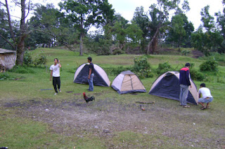 sibolangit camping ground