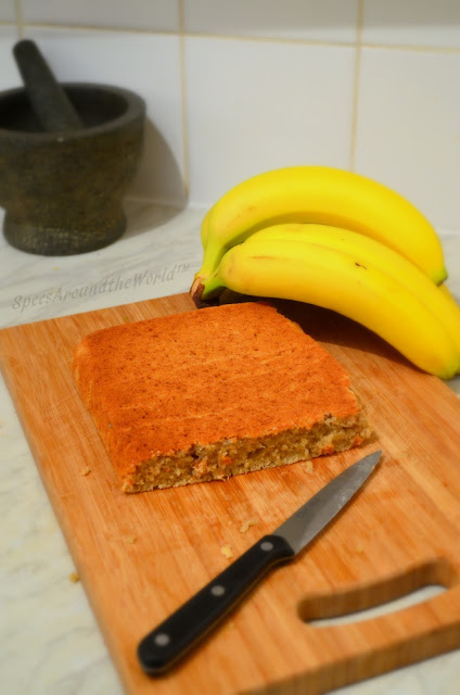 Easy, cheap and delicious banana bread recipe