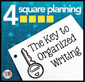 Corkboard Connections: 4 Square Planning: The Key to ...