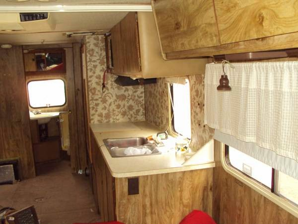 Used RVs Part Only 1982 Winnebago Itasca Sun Cruiser