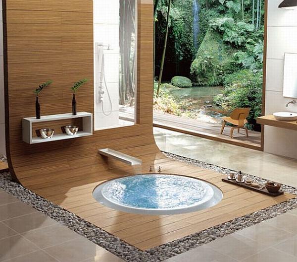 Decorar Un Baño Romantico:Modern Bathroom Design Ideas