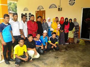 Abah di Gua Musang ,Kelantan