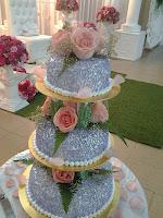 3 TIERS STEAMBUTTERCREAM CAKE RM 400
