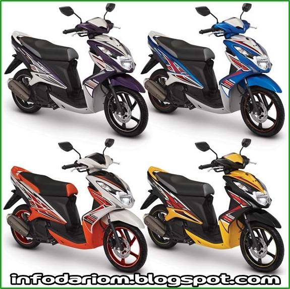 Yamaha XEON RC - Sepeda Motor Keren, Cepat, dan Canggih
