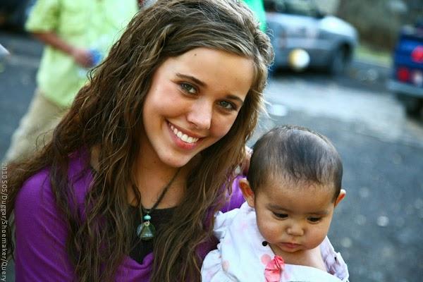 Jessa Duggar Central America