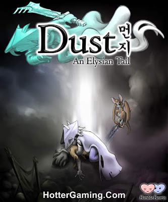 Free Download Dust An Elysian Tail PC Game Cover Photo