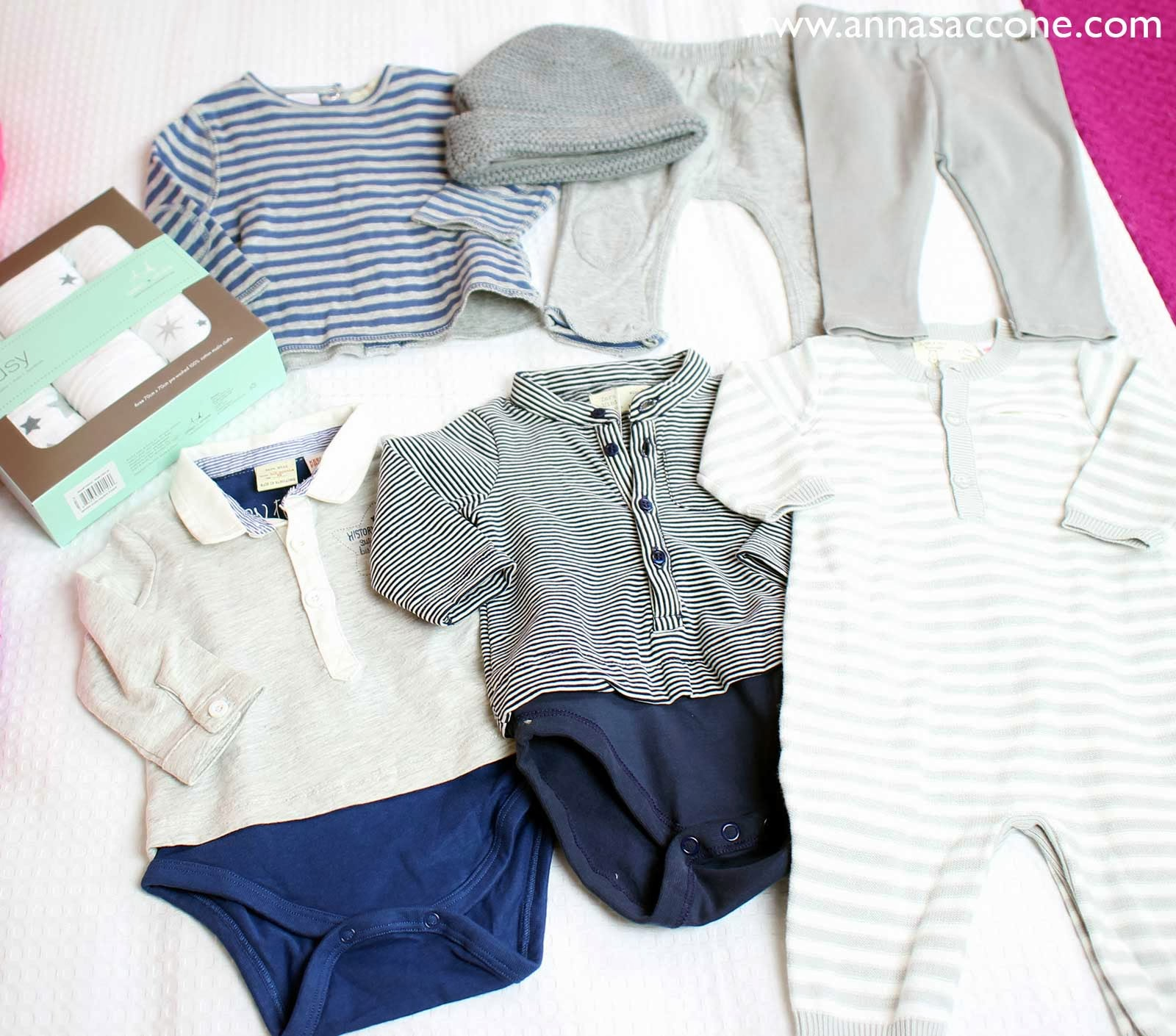 Mommy Monday Baby Boy Haul