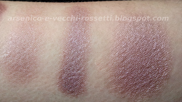 L'Oréal Color Appeal Trio Pro #402 Addictive Plum swatch