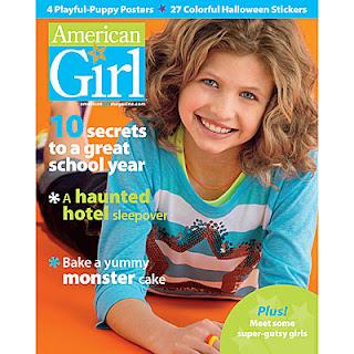American Girl Magazine Room Crafts