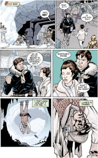 sample page from Infinities Empire Strikes Back by David Land