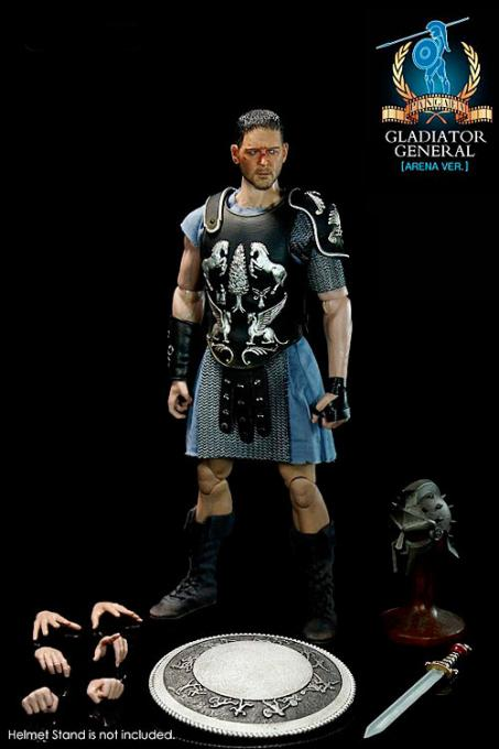 Figura General Maximus de Gladiator