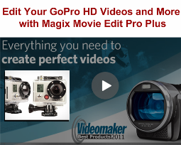 Edit GoPro HD Videos