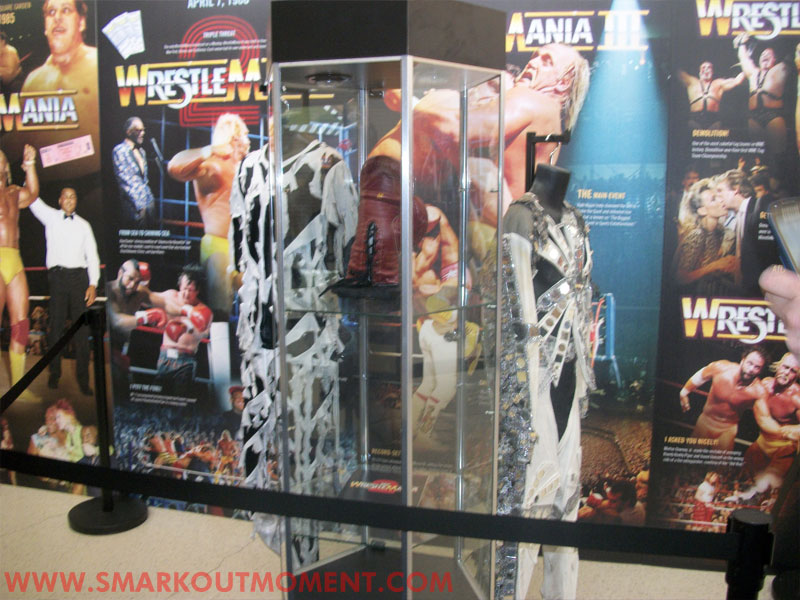WrestleMania Axxess Shawn Michaels Ring Gear