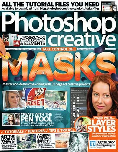 Photoshop Creative Magazine Issue 112 2014