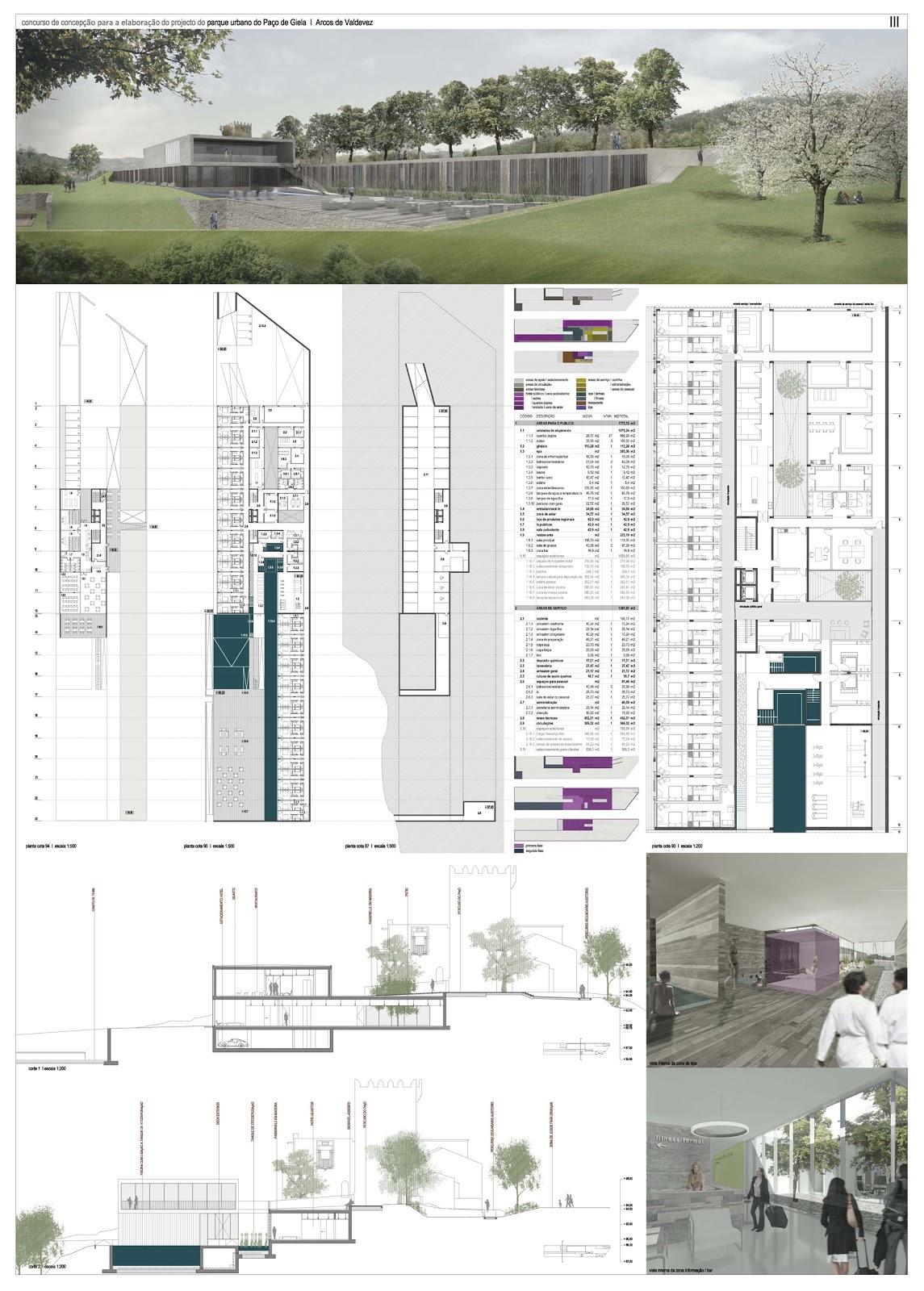 Laboratorio di progettazione architettonica 3b tavole di - Tavole di concorso architettura ...