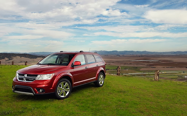 2014 Dodge Journey SRT6 Wallpaper