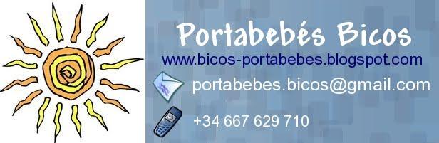 Portabebés Bicos