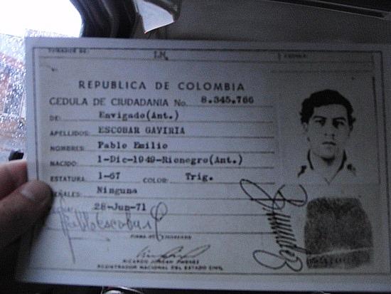 Pablo Escobar Funeral