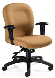Tara Mid Back Chair