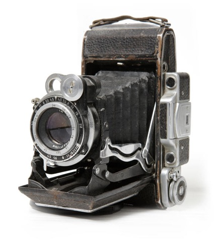 Old Fashioned Camera Year goes to the camera
