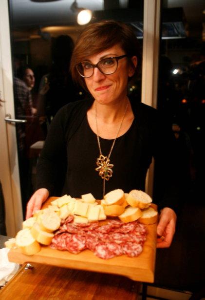 28 novembre 2014: a Milano la seconda degustazione enogastronomica organizzata da Eventiatmilano con Andrea Marcuccio