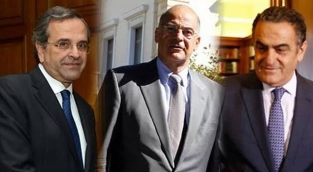 """""""ΑΛΗΤΑΡΑΔΕΣ!"""" - Και λίγα είπαμε για την ανθελληνική χούντα που καταστρέφει την Ελλάδα..."""
