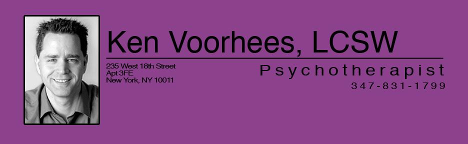 Ken Voorhees, LCSW, Psychoptherapist