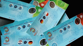 Successful Start to UEFA EURO 2012 Ticket Sales