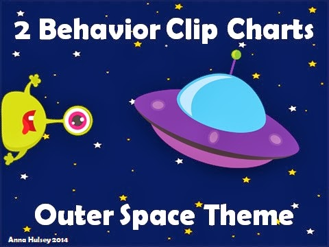 http://www.teacherspayteachers.com/Product/Outer-Space-Behavior-Clip-Charts-1110657