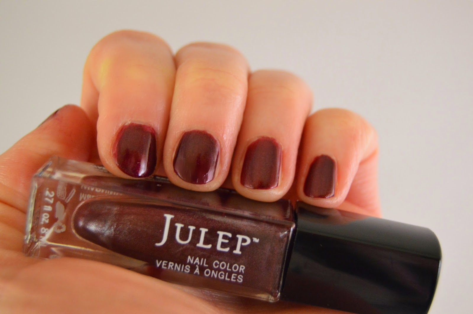 Nailing That Winter Manicure: Perfect Polish Every Time Tip