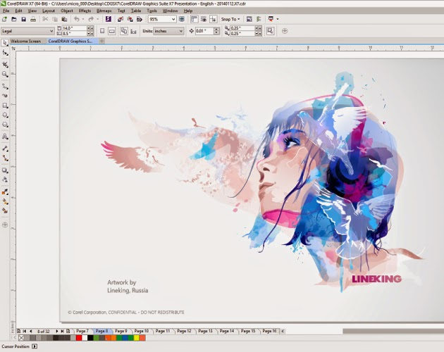 corel painter x portable free download