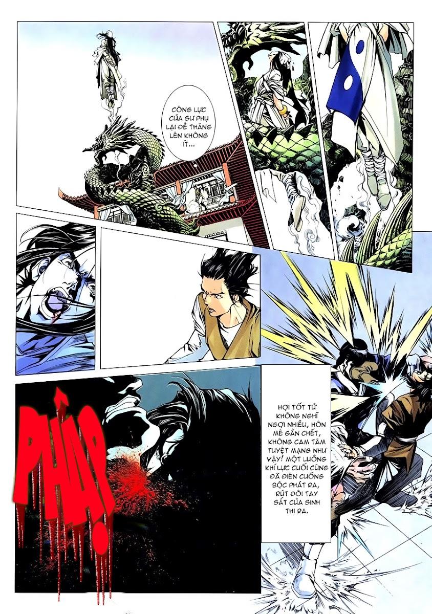 Lục Đạo Thiên Thư chap 4 - Trang 14