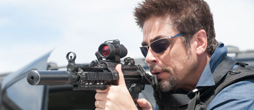 Sicario Movie Trailer, Images and Posters