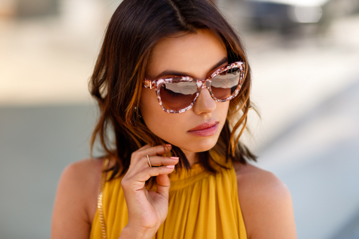 PRADA Confetti Wayfarer sunglasses
