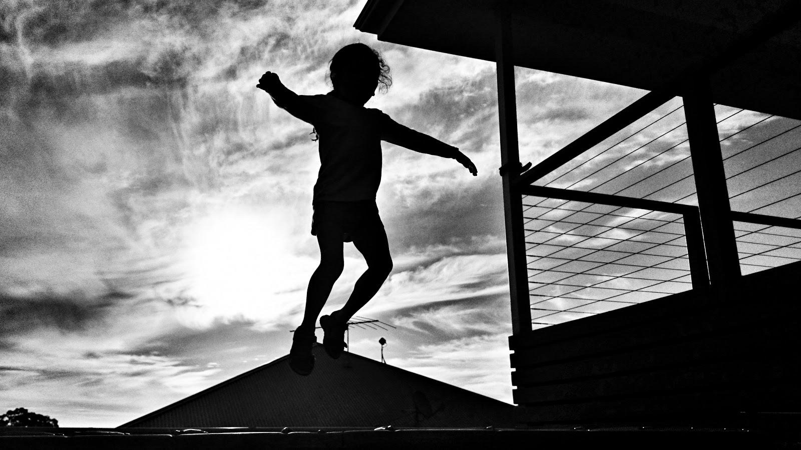Jump! - Copyright Maria Mastrogiuseppe