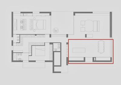 La casa dove si trova il cuore la cucina e la sala da for Dove trovare i progetti per una casa